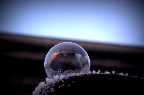 muilo burbulas,užšaldyti,sušaldyta,užšalęs burbulas,šaltis,struktūra,burbulas,šaltas,modelis,eiskristalio,rutulys,sniegas,žiemą,šalnos lizdas,frost globe,matinis muilo burbulas