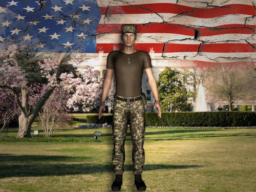 kareivis,vėliava,usa,amerikietis,amerikietis,patriotizmas,kareiviai,Jungtinės Valstijos