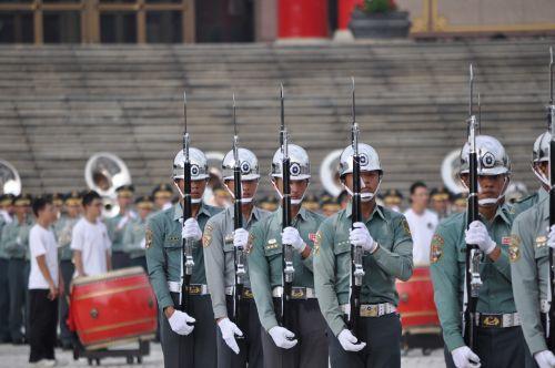kareivis,garbės sargas,Taivanas