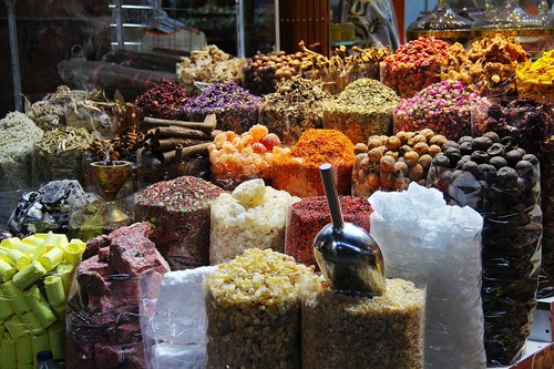 Souk, prieskoniai, Prieskonių turgus, spalvinga, Souq, turgus, turgus, amatų, pardavimas, parduotuvė, akcijų, parduotuvė, Pirkinių, parduoti, pirkti, pirkti, tradicinis, kelionė, arabiškas, Arabų, JAE, Dubajus, viduriniosios rytų ilgumos, kultūra, ekranas, meninis, Marketplace, vilkinti, rodomi