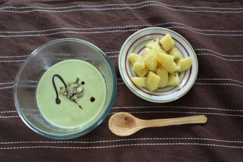 sriuba,Veganas,žirniai