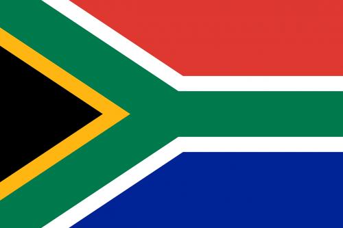 pietų Afrika,vėliava,Tautybė