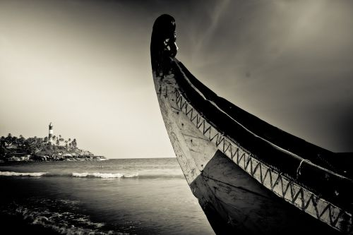 Pietų Indija,Indija,miestas,kerala,kovalamas,papludimys,vandenynas