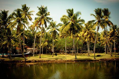 Pietų Indija, Griuvėsiai, Indija, Kerala