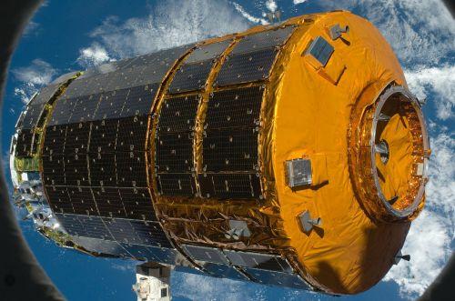 erdvė,kosmosas,kosmosas,modulis,japanese,dangus,debesys,atmosfera,mokslas,technologija