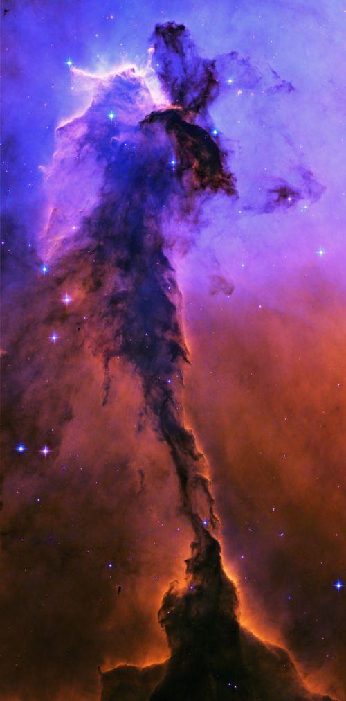 galaktika, erdvė, planetos, žvaigždės, saulė, visata, žemė, fėja, teleskopas teleskopas kosminiu teleskopu, NASA, kosmoso fėja