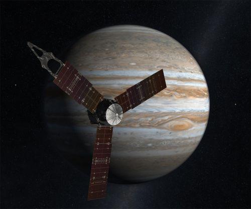 Kosmoso Zondas, Juno, Planeta, Jupiteris, Erdvė, Kosmoso Kelionės, Saulės Sistema