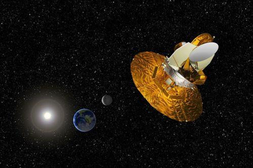 Kosmoso Zondas, Erdvė, Visata, Visi, Astronautika, Wmap, Wmap2, Fono Spinduliavimas