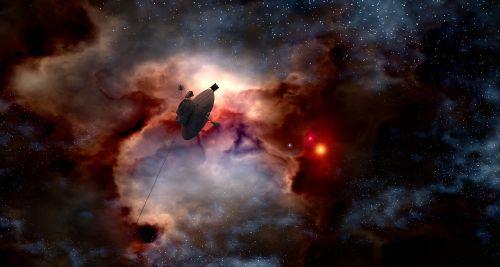 kosmoso zondas,pionierius 10,dujų rūko,erdvė,NASA,pionierius 11,astronomija,dangus,kosmosas,visata,mus kosmoso agentūra,žvaigždė,Žvaigždėtas dangus,dangaus kūnai,dangaus kūnas,Šviesmetis,parsec,spalvinga,spalvoti,kelių spalvų,tamsa,twilight,kosmoso kelionės,kosmoso tyrimai,technologija,atstumas,kosmoso menas,menotyros voyager,kino teatras 4 d,3d
