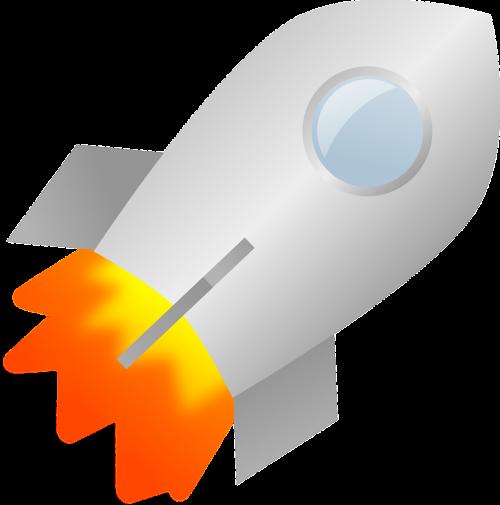 Kosminis Laivas, Raketa, Skrydis, Erdvė, Žaislas, Raketa, Autobusas, Kosmoso Kelionės, Kosminis Laivas, Nemokama Vektorinė Grafika