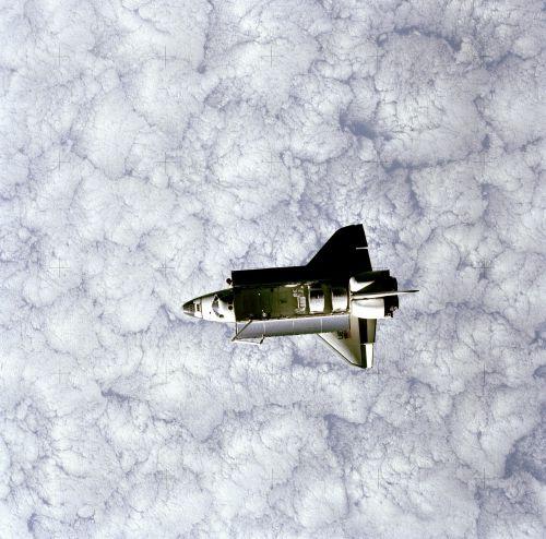 kosminis laivas,varžovas,Orbita,erdvėlaivis,debesys,transporto priemonė,Orbita,misija,skrydis