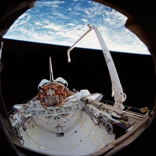 Kosminis Laivas, Welttaum, Sujungta Rankena, Astronautas, Visi, Kosmoso Kelionės, Astronautika, Nasa