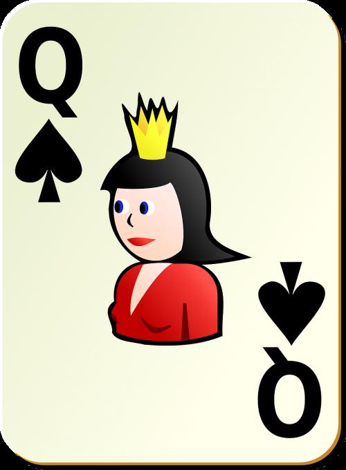 lopai,Žaidžiu kortomis,karalienė,lova,pokeris,azartiniai lošimai,lošti,laisvalaikis,kortelė,žaidimai,kortelės,žaidimas,poilsis,nemokama vektorinė grafika