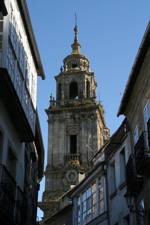 Ispanija,lugo,katedra,bažnyčia