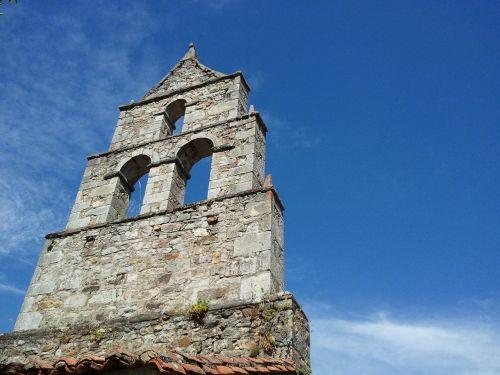 ispanų bažnyčia,ispanų kaimas,la Velilla de Valdore