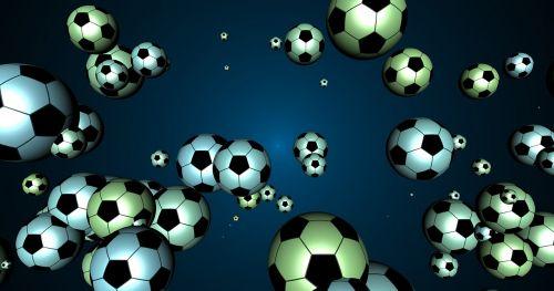 Sportas,žaidimai,futbolas,rutuliai,futbolas,fonas,veikla,objektai,padengti,3d,laisvalaikis,veikla,įranga