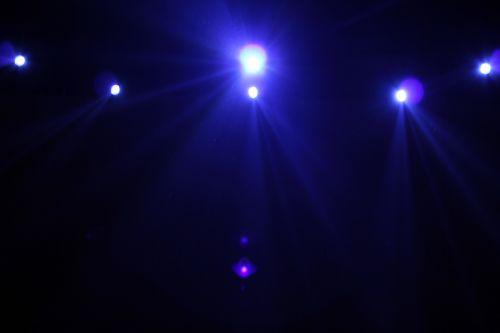 prožektorius, šviesa, spinduliai, mėlynas, fonas, prožektorius 4