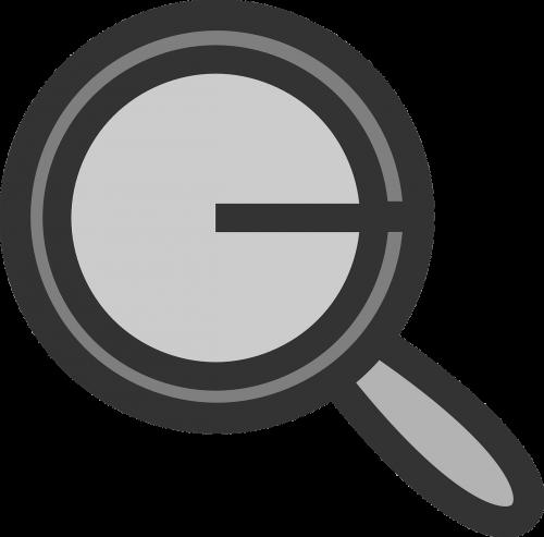 spyglass,simbolis,piktograma,nemokama vektorinė grafika