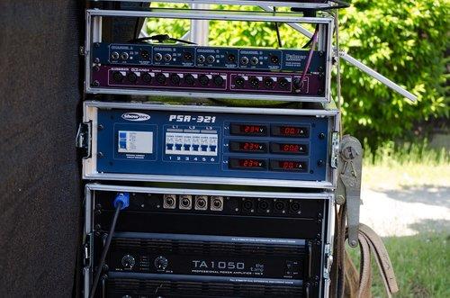 etapas technologija, paskirstymo, technologijos, jungtys, muzika, etapas, garsas