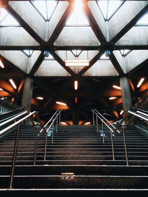laiptinė,turėklai,laiptai,dizainas,architektūra,turėklai,plienas,žingsniai