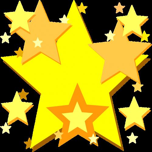 žvaigždės,geltona,blizgantis,šviesti,šviesus,auksas,Kalėdos,blizgučiai,šventė,stebuklinga,vakarėlis,blizgantis,kibirkštis,nemokama vektorinė grafika