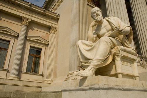 statula,Herodotas,skulptūra,Herodas,filosofija,mintis,žinios