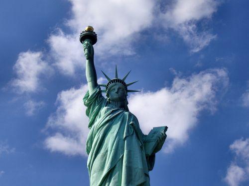 statula & nbsp, laisvė, simbolis, orientyras, laisvė & nbsp, sala, nauja & nbsp, York uostas, usa, viešasis & nbsp, domenas, tapetai, fonas, laisvė, milžiniškas, neoklasikinis, paminklas, Lady, laisvė, nyc, Manhatanas, žinomas, istorija, pritraukimas, laisvės statula