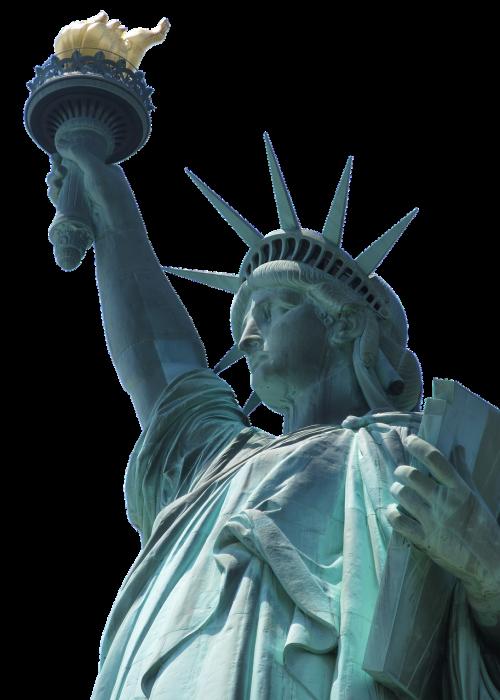 laisvės statula,usa,paminklas,orientyras,ponia laisvė,amerikietis,praleisti laisvę,Manhatanas,laisvė,statula,Jungtinės Valstijos,PSD,izoliuotas,metalas