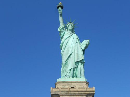 laisvės statula,Niujorkas,usa,amerikietis,Jungtinės Valstijos,praleisti laisvę,ny,statula,nyc,ponia laisvė,orientyras,paminklas,amerikietis,pritraukimas,laisvė,skulptūra