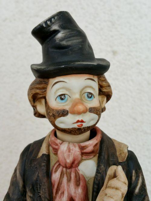 statulėlė,vagabond,skrybėlę,juokinga