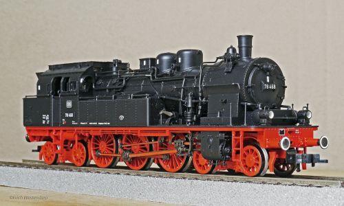 garo lokomotyvas,modelis,h0,1 87,br78,Br 78,t18,prussian,muziejaus lokomotyvas,loco,modelio geležinkelis,geležinkelis,žaislai,nostalgiškas,masto h0,hobis