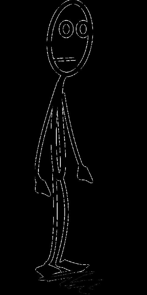 Stick man,žmonės,stovintis,pec,Stick,Stick figūra,vyras,asmuo,nemokama vektorinė grafika