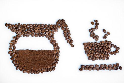 natiurmortas,kavos pupelės,kavos milteliai,kavos puodelis,kavinukas,pupos,maistas,kofeinas,aromatas,kvepalai,skrudinta,naudos iš,ruda,pusryčiai,pertrauka,Labas rytas,taurė,kavos pertraukėlė,lėkštė,stimuliatorius,kava,garai,skanus,mėgautis,kavos vaizdas