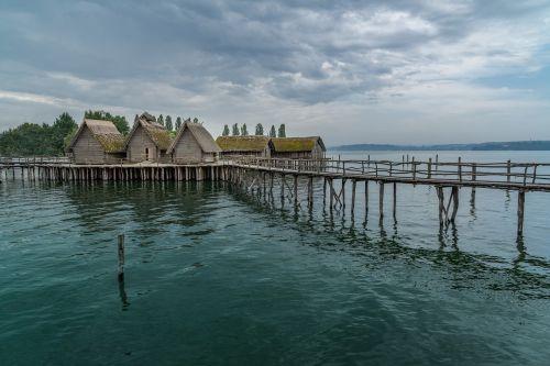 nameliai,ežero konstanta,unteruhldingen,krūvos gyvenamasis muziejus,atviru dangumi muziejus,vanduo,muziejus
