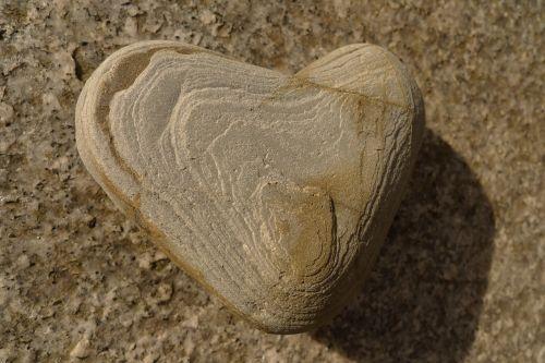akmuo,širdis,Širdies formos,gamta,akmens širdis