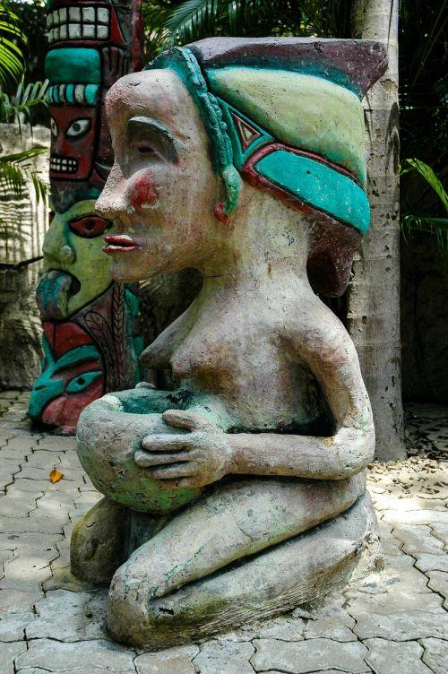 akmens figūra,statula,moteris,nuleidimas