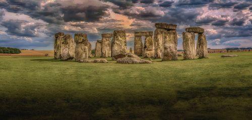Stonehenge,architektūra,istorija,monolitas,monolitinės struktūros,priešistorinis pastatas,uk,Didžioji Britanija,akmens pastatas,saulės laikrodis,Amesbury,Wiltshire,salisberis,panorama,piliakalniai,megaliths,megalito struktūros,paslaptis,paslaptis
