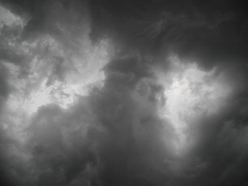 audra, dangus, audros debesys, dangus, debesys, emocingas, audros debesys, tamsūs debesys, oras, debesys