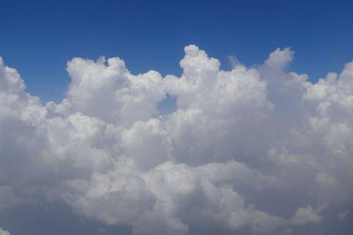 sluoksniukai,cumulus,debesys,dangus