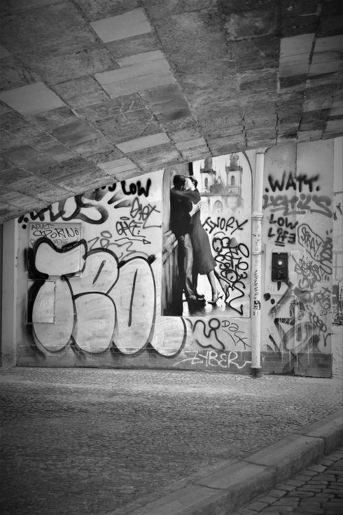 gatvės menas,gatvė,pilka,asfaltuotas