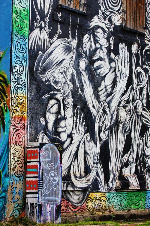 gatvės menas,miestas,modernus menas,fasadas,Berlynas,šviesa,menas,Kitas,alternatyva,nuotaika,abstraktus
