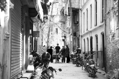 gatves,motociklas,katmandu,Nepalas