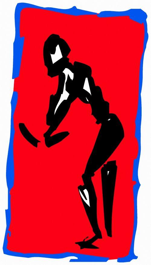 iliustracija, piešimas, išraiška, eskizas, figūra, juoda & nbsp, raudona, gimnastika, ruožas, grupė & nbsp, viršija, ruožas 7