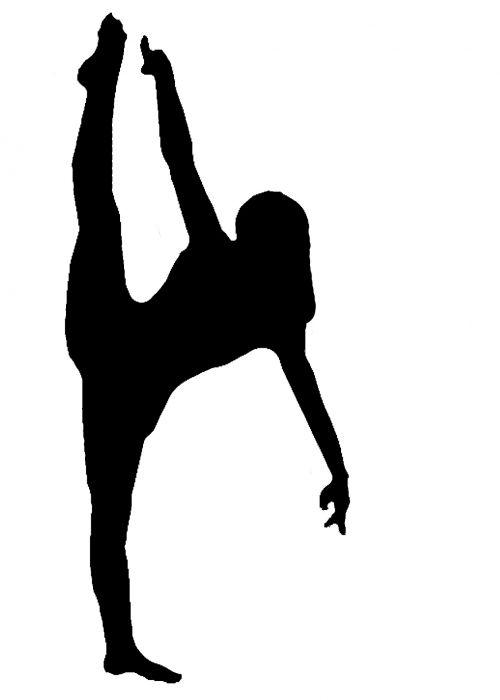 ruožas, šokis, kelti, balerina, siluetas, kontūrai, šešėlis, juoda, ruožas juodas