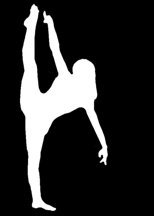 ruožas, šokis, kelti, balerina, siluetas, kontūrai, šešėlis, juoda, ruožas balta