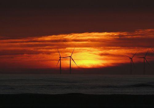 saulė,energija,energijos revoliucija,dangus,twilight,saulėlydis,abendstimmung,švytėjimas,elektra,vėjo energija,bolidas,pinwheel,saulės energija,atmosfera