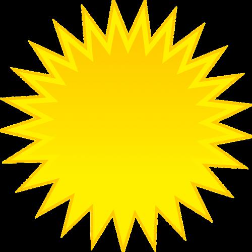 saulė,geltona,žvaigždė,oras,saulėtas,saulės šviesa,šviesus,šiltas,auksinis,šviesti,spindulys,saulės energija,skrybėlę,plazma,sfera,saulės spindulys,saulėtekis,išvirtimas,švytėjimas,saulės šviesa,energija,nemokama vektorinė grafika