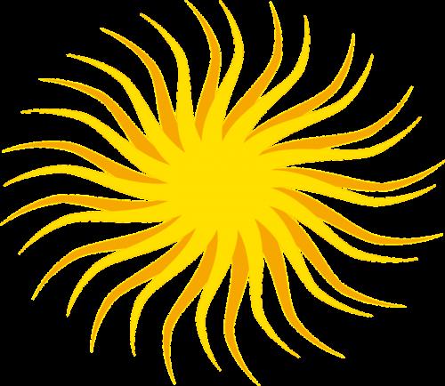 saulė,spinduliai,saulės šviesa,saulėtas,saulės šviesa,šviesus,dangus,dizainas,šviesti,karštas,švytėjimas,saulės energija,išvirtimas,saulės spindulys,vasara,šviesa,geltona,sprogo,energija,nemokama vektorinė grafika