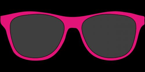 saulės akiniai,saulės apsauga,pilka,rožinis,akiniai nuo saulės,akiniai,atostogos,akiniai,aksesuaras,akiniai,vasara,mada,nemokama vektorinė grafika