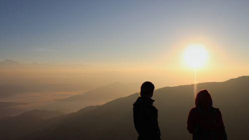 Saulėtekis, Nepalas, Kalnas